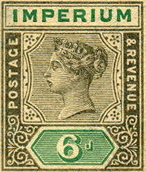 Imperium Great British Stamps